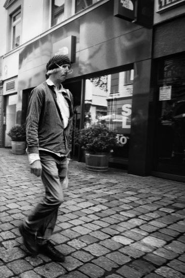 L'homme au bonnet | Dominique Letellier