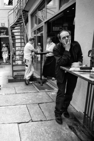 Pause café | Dominique Letellier