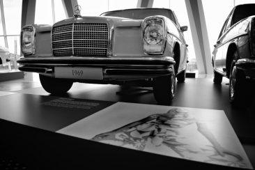 Stuttgart   Mercedes museum   D. Letellier