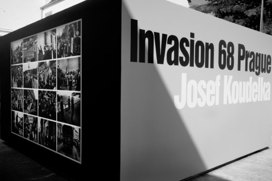 Koudelka Invasion 68 Prague